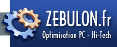 Zebulon.fr : Le site de l'optimisation PC et Windows