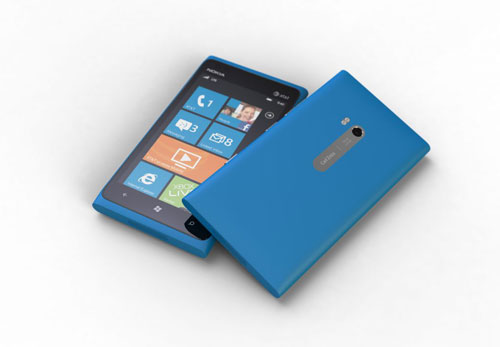 Windows Phone sur le Nokia Lumia 900