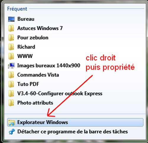 Explorateur Windows