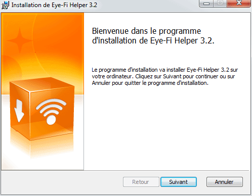 Eye-Fi Helper