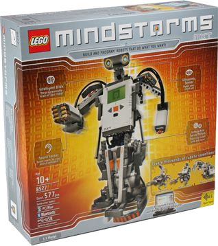Boite Mindstorms NXT