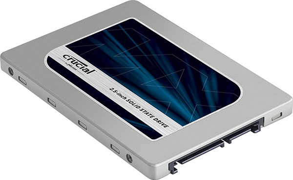 SSD Crucial MX200