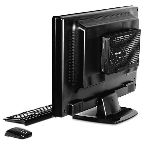 Support VESA moniteur pour le XS35V4