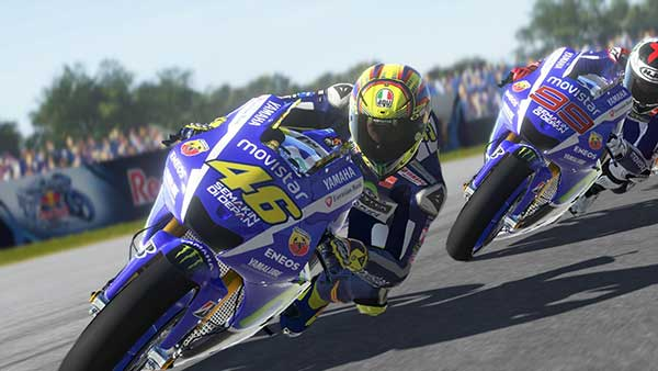 Capture ecran MotoGP 15