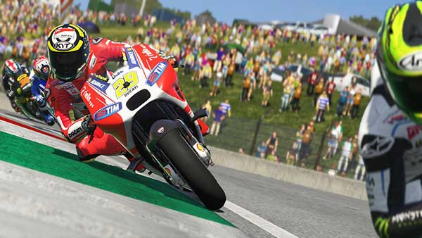 Capture PS4 MotoGP 15
