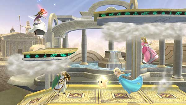Super Smash Bros. pour Wii U