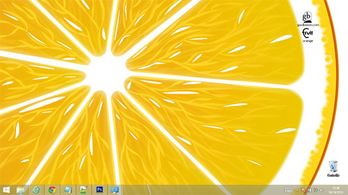 Windows 8 1 arriver directement sur le bureau for Bureau windows 8