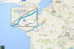 Google Maps proposera de prendre l�avion