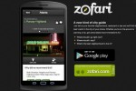 Yahoo fait l'acquisition de la start-up Zofari, sp�cialiste de la recherche locale.