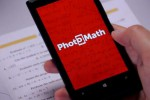 l'�diteur MicroBlink lance PhotoMath, une application qui r�sout les �quations math�matiques.