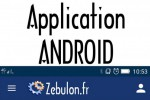 Application Android Zebulon
