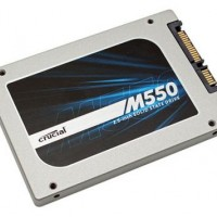 SSD Crucial M550