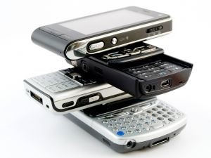 1.016.622 t�l�phone sportables ont �t� collect�s en 2011.