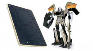 xiaomi et hasbro proposent une tablette qui se transforme en transformers. Black Bedroom Furniture Sets. Home Design Ideas