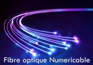 Coupure accidentelle du r�seau fibre optique de Numericable � Paris.