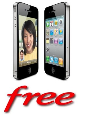 Free Mobile iPhone 4S