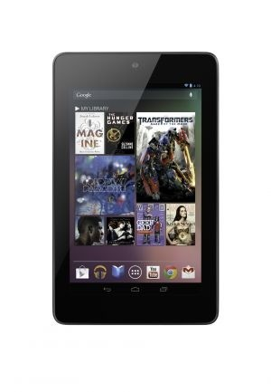 Google a pr�sent� sa premi�re tablette, la Nexus 7, le 27 juin dernier.