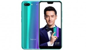 annonce Honor 10