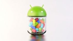 Logo de Google Android Jelly Bean 4.1