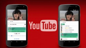 YouTube lance Super Chat