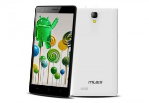Smartphone 4G Mlais M52 Red Note