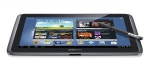 Le Samsung Galaxy Note 10.1