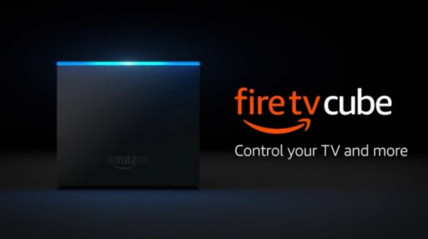 Le Fire TV Cube d'Amazon, un décodeur hybride
