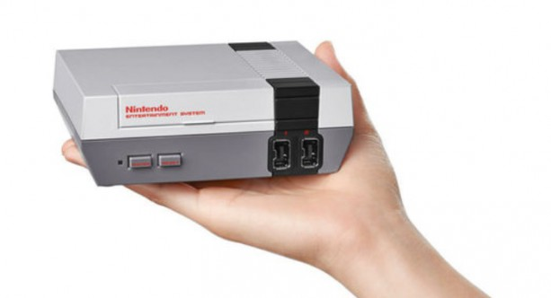 Nintendo met fin à la production de la Mini NES