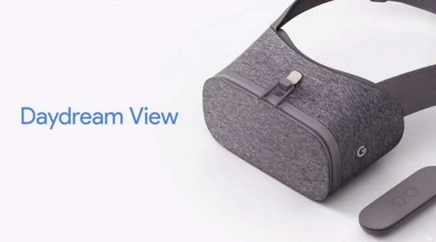 Daydream View 2017, disponible en France