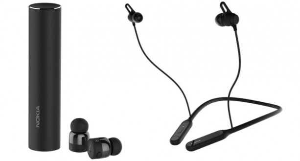 Nokia présente les True Wireless Earbuds, et le Pro Wireless Earphones