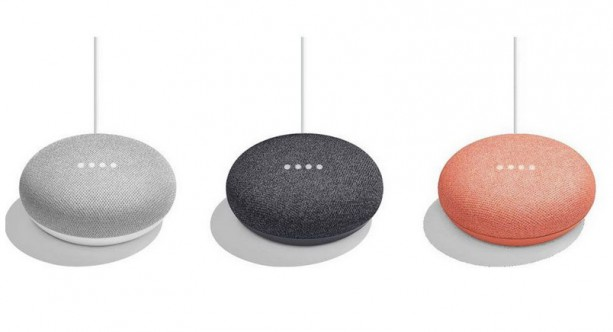 L'enceinte intelligente qui vous espionne — Google Home Mini