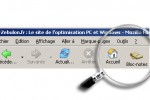 Insertion du Bloc-notes dans Firefox