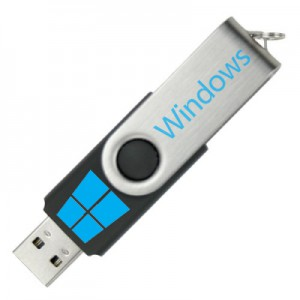 Installer Windows avec une clé USB