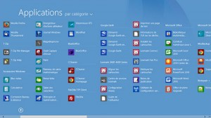 Am�lioration du menu D�marrer de Windows 8