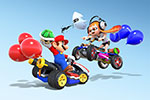 Test de Mario Kart 8 Deluxe sur Switch