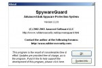 Installation SpywareGuard