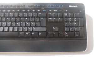 Clavier Wireless Desktop 3000