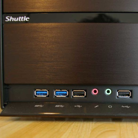 Montage et test du barebone Shuttle SZ77R5 Ivy Bridge