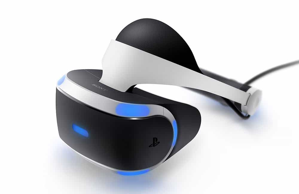 casque virtuel compatible ps4 sony