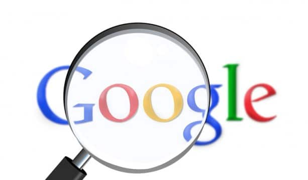 Liens factices Google