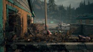 Zombies de Days Gone