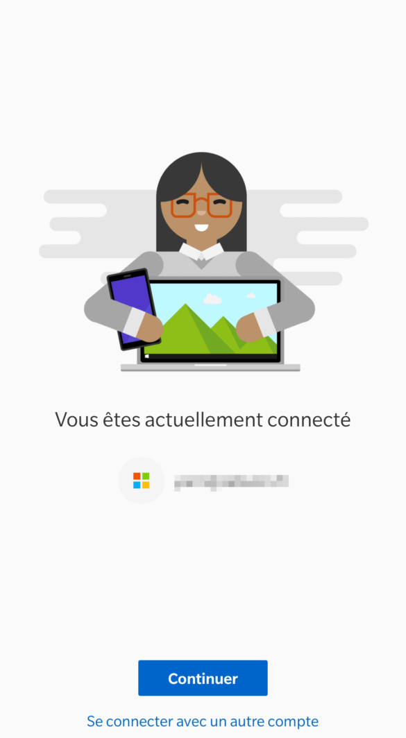 Application Android connectée