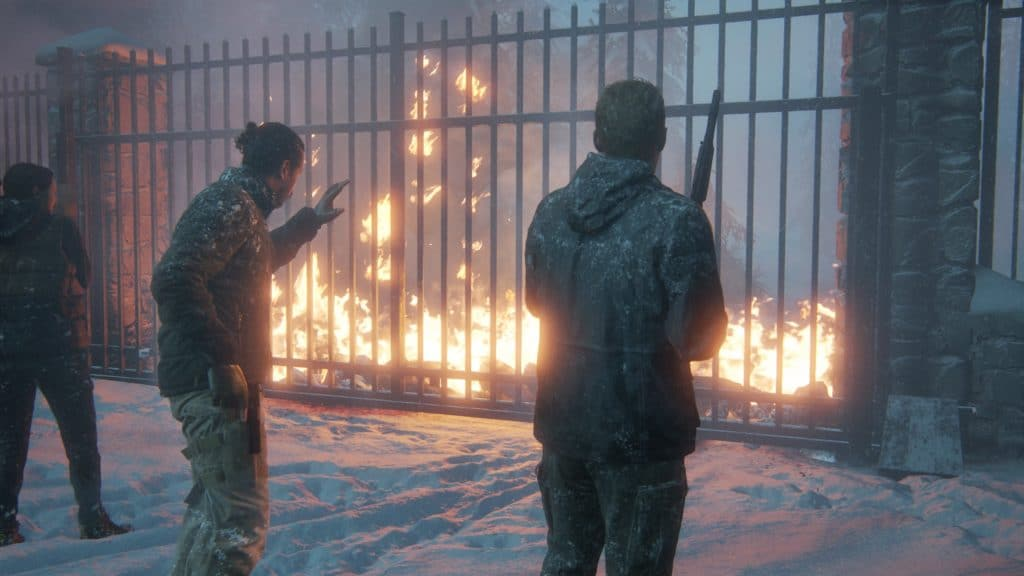 Violence dans The Last of Us Part II