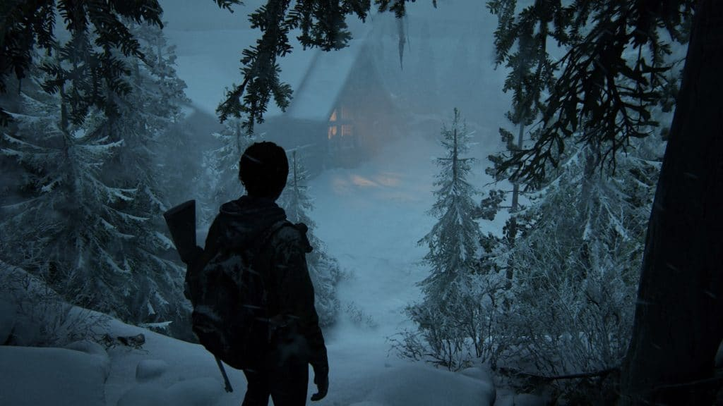 Chalet The Last of Us Part II