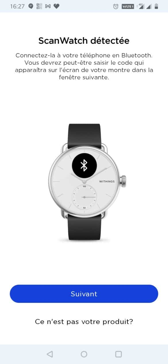 détection scanwatch